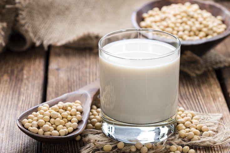 5 beneficii ale laptelui de soia în alimentația ta zilnică