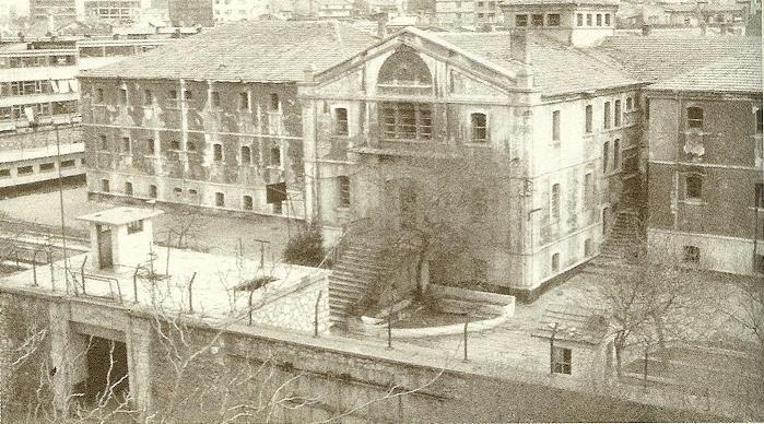 BURSA CEZAEVİ Nazım Hikmet'in de yattığı günümüzde yerinde Adliye Sarayı olan Bursa Cezaevi . #NazımHikmet112Yasında
