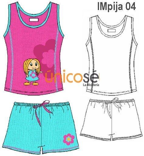 Moldes Unicose Vestidos Para Ninas Pijamas Para Ninas Ropa