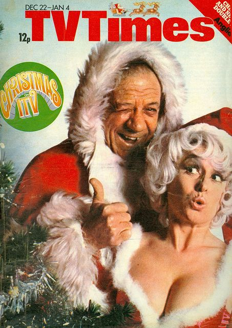 It was on every English Christmas shopping list. TV Times and Radio Times. Highlight everything you wanted to watch or tape ( record)
