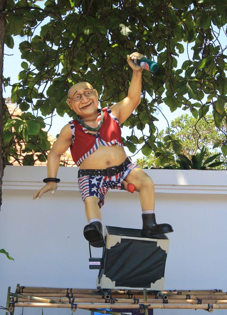 #ogohogoh of Drunken sleazy tourist :-) #funny