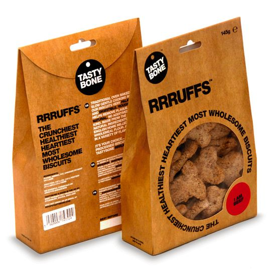 Dog treats/packaging More