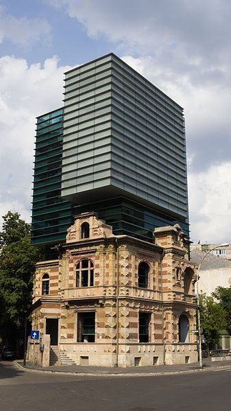File:House, Headquarters of the Union of Romanian Architects.JPG