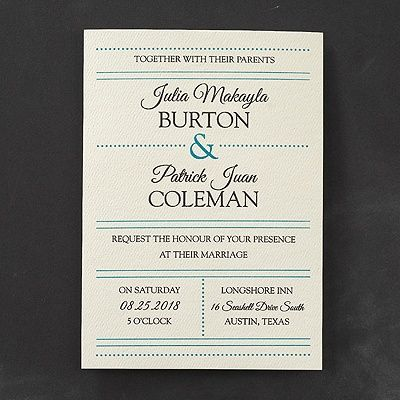 20 best Carlson Craft wedding invitations images on Pinterest
