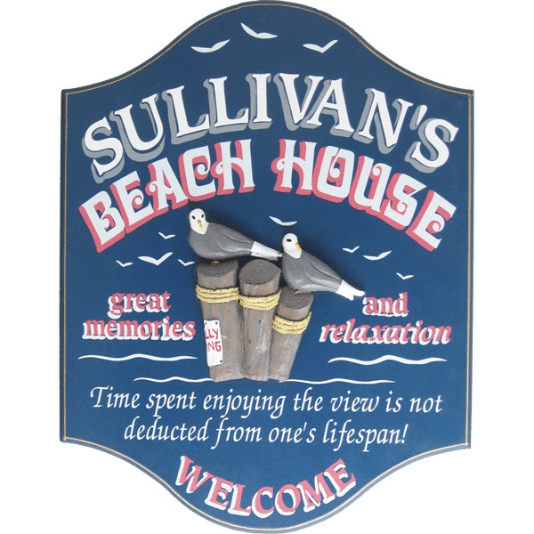 Personalized Beach House Plaques: 12 Best Bobby Signs Images On Pinterest