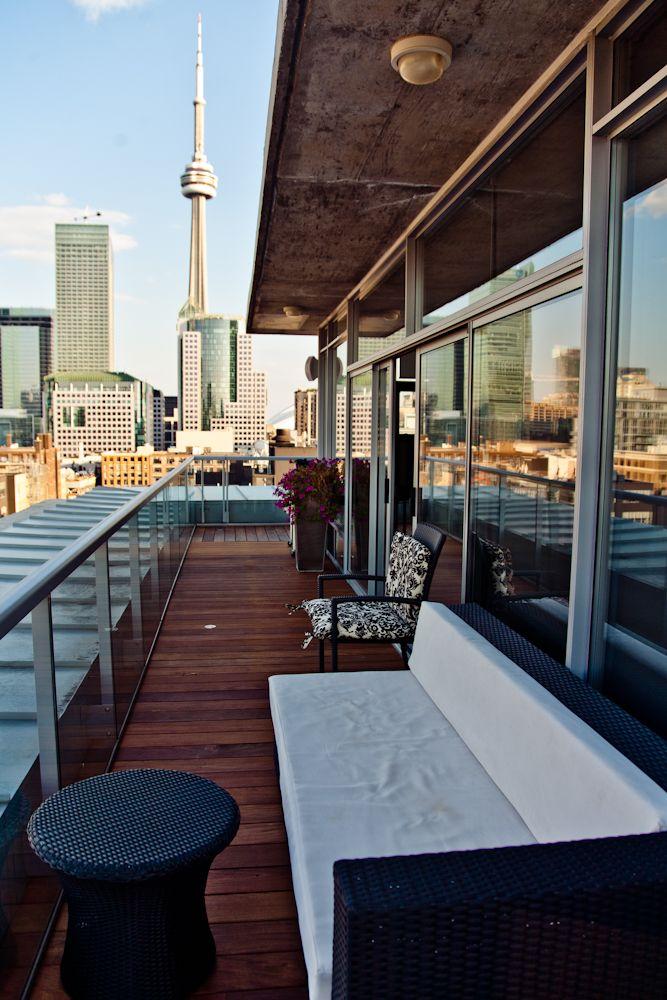 Apartment Balcony Garden Terraces