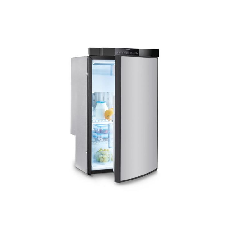 Dometic 8 Series RV refrigerators with automatic energy selector come loaded with features you are bound to love. The detachable freezer compartment is exclusive to Dometic and can be removed quickly to make room for more refrigerated food and reduce energy consumption.