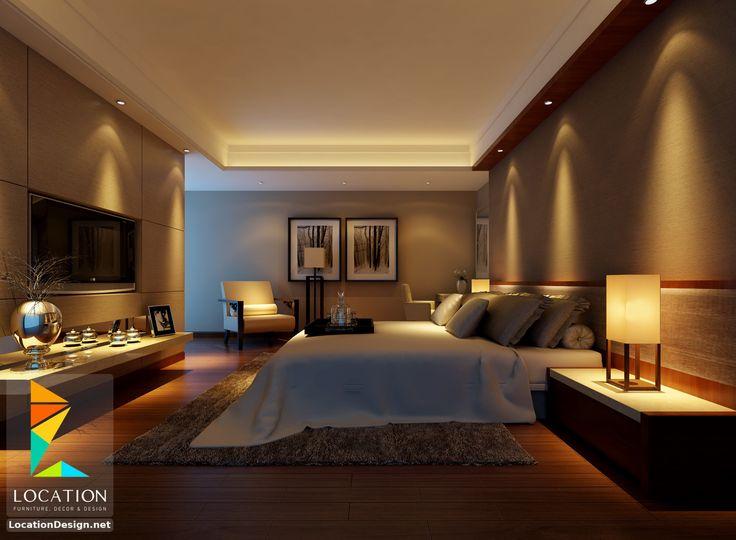 غرف نوم مصرية 2019 2020 Master Bedroom Lighting Bedroom Lighting Design Luxurious Bedrooms
