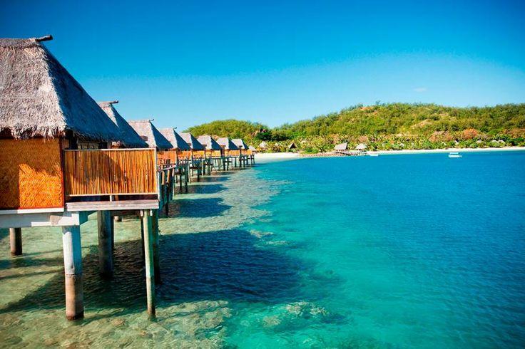 LikuLiku Resort. Malolo Island.