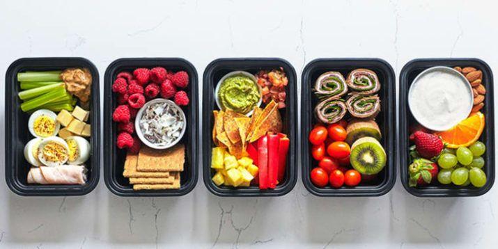 6 Simple No-Cook Snacks to Make this Week