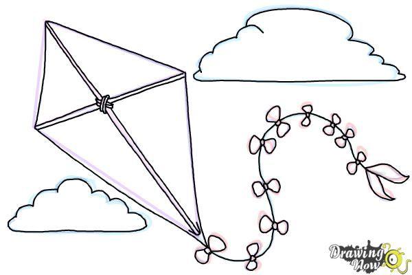Kite Patterns Clipart Best Kite Kite Making Simple Art Activity
