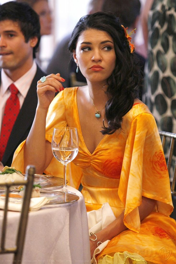 Gossip Girl Fashion Vanessa Abrams