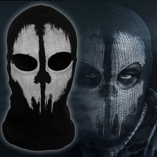 Ghosts Face Mask - Opovoo Online Shop