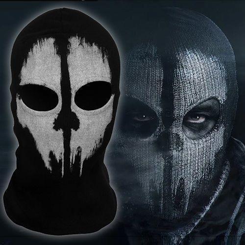 Ghosts Face Mask - Opovoo Online Shop
