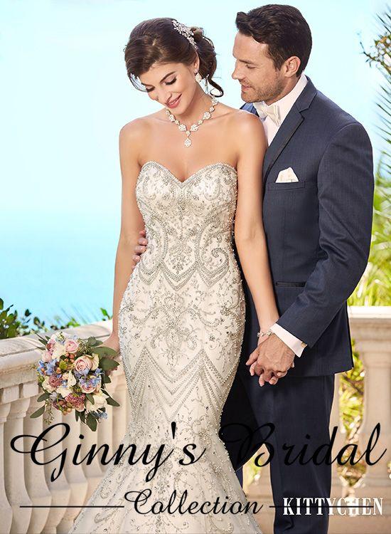 Kitty Chen Alycia K1642 Wedding Dress, Buy Authentic Kitty Chen Wedding Dresses Online | Ginnys Bridal Collection