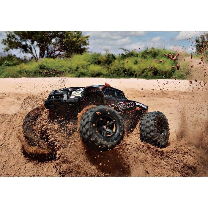 Details about NEW TRAXXAS XMAXX 8S BRUSHLESS 4WD MONSTER