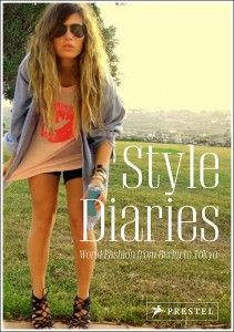 Fashion books for enjoying in the sunshine!