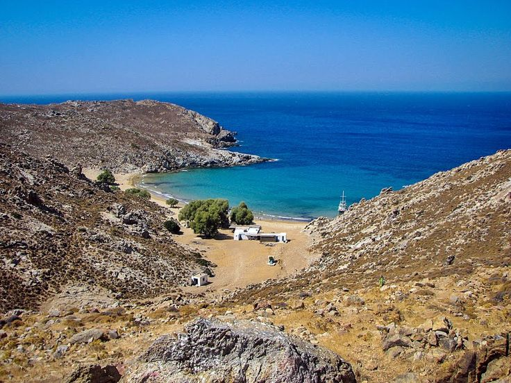 The biggest attractions on the island of Patmos are located near the western Turkish coast, with secluded coves and beautiful coastal islands. Patmos is the smallest of the Dodecanese - a group of twelve Greek islands known as the Southern Sporades.