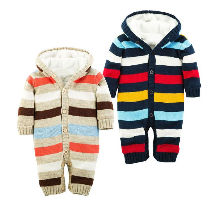 >> Click to Buy << New Winter 100% Cotton A Piece of Bodysuits with A Color Fringe Pattern Suitable for 0-18months Baby TLL0041 #Affiliate