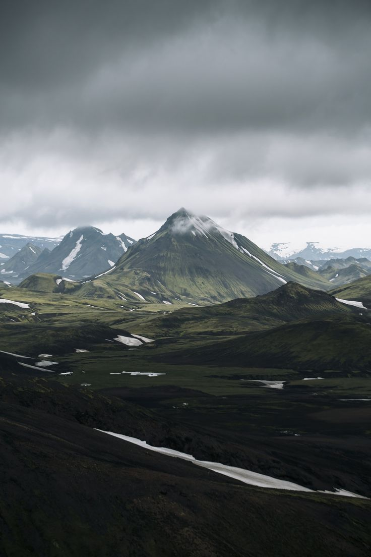 Landscape Photography | Hell Mountain | Fjallabak Nature Reserve, Iceland