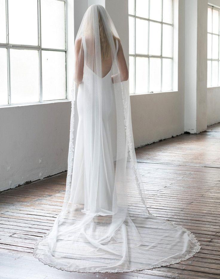 Elle + Adhira X Daphne Newman: Nahla Jewelled Veil