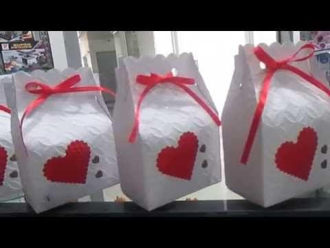 Para el día del amor y la amistad.....detalles especiales - YouTube