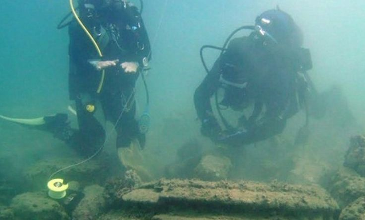 <h5>Microbes could build the cities of the future</h5> You might be disappointed to hear that some intriguing underwater structures recently discovered off the Greek island of Zakynthos are not part of the lost city of Atlantis. But the structures, which resemble colonnades of cobble stones and bases of columns, have an equally fascinating origin. They were actually constructed by microbes gathering around natural vents of methane and forming a natural cement in the otherwise soft…