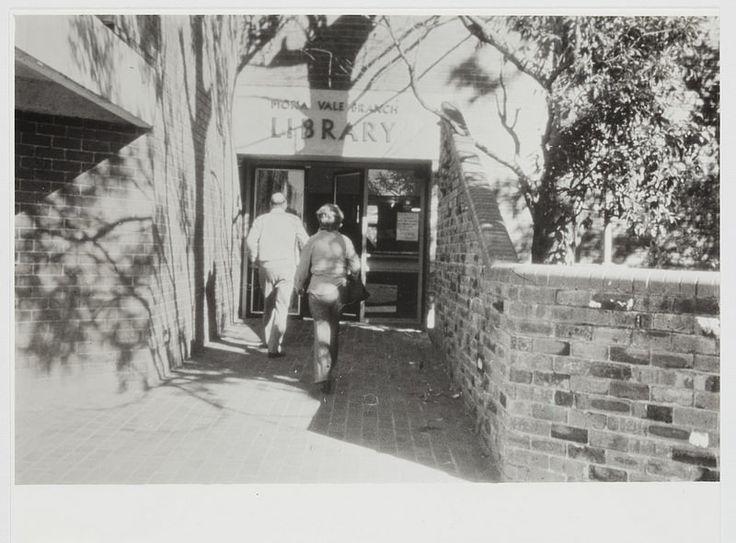 Mona Vale Library, 1978.