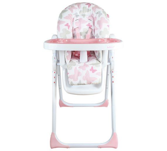 Buy My Babiie Katie Piper MBHC8BU Pink Butterfly Highchair at Argos.co.uk, visit Argos.co.uk to shop online for Highchairs, Nursery furniture, Home and garden