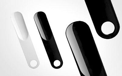 Calzascarpe, personalizzabile con il proprio logo, in plastica disponibile nei colori bianco e nero. Dimensioni prodotto: cm 19x4 ca Area di stampa: 50x25 mm.