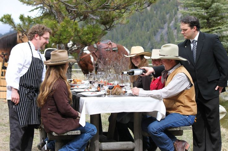 "According to the ranch itself, it's their ""superior level of anticipatory service"" that sets them apart, and has made it the best hotel in the world. According to them ""a passing remark manifests itself in an unspoken wish granted."""