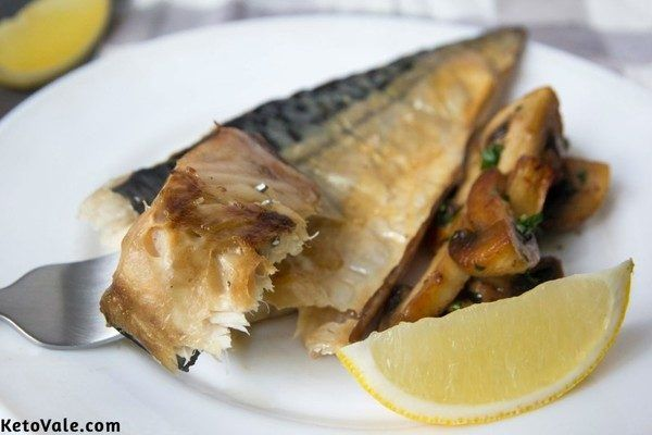 Baked Mackerel Fillet Recipe