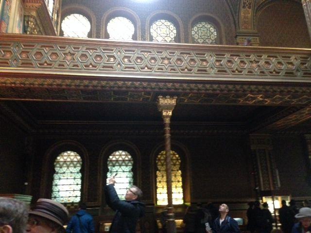 Spanish Synagogue in Prague