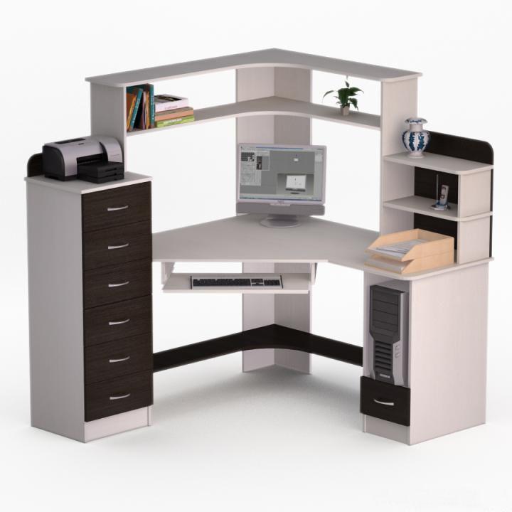 Угловой компьютерный стол Лекс-20