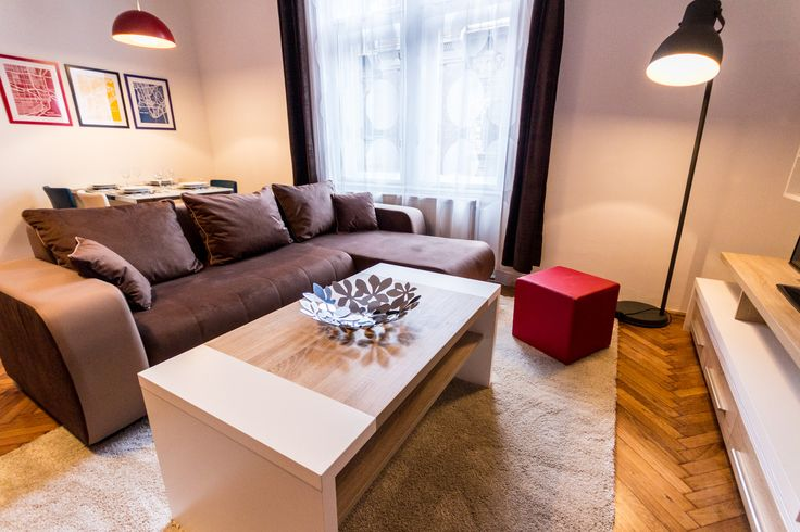 Budapest downtown apartment renovated and furnished by www.towerassistance.com