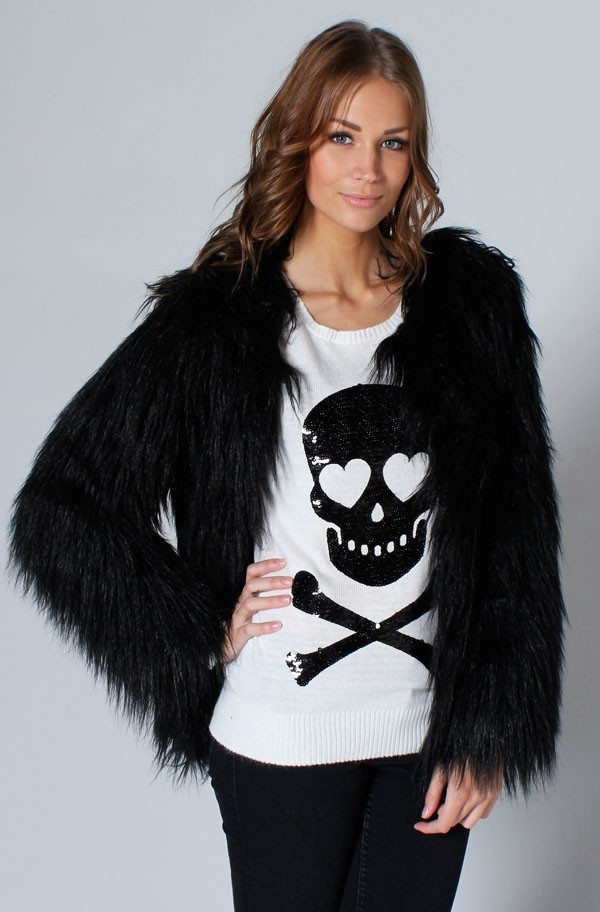 Wildfox Love Skull Cream