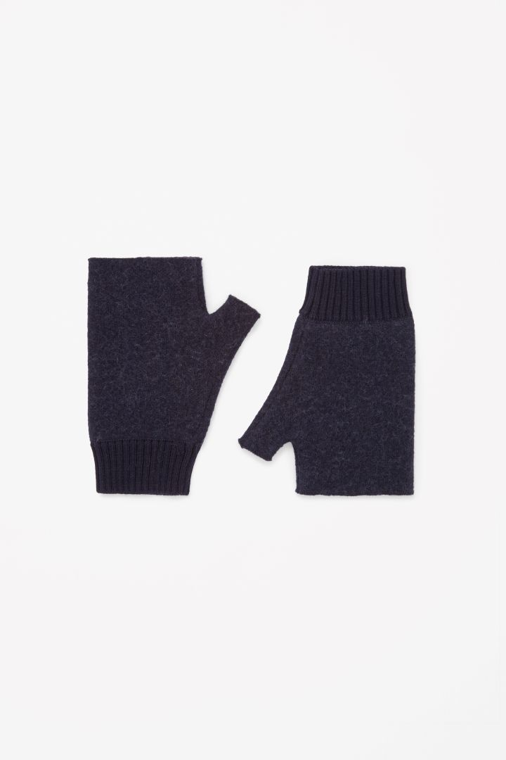 COS | Merino fingerless gloves