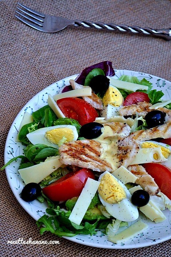 25 best ideas about salade verte compos e sur pinterest salade de concombre recette d t et. Black Bedroom Furniture Sets. Home Design Ideas