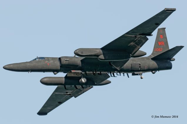The U-2 'Dragon Lady' And Its Many Configurations