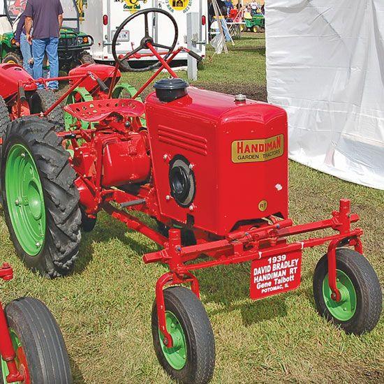 Antique Sears Tractors : Best images about vintage tractors riding mowers
