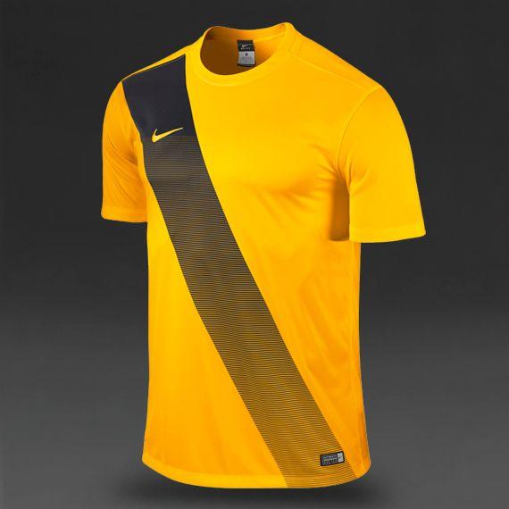 Nike Sash SS Jersey - University Gold/Black/University Gold