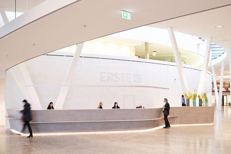 Erste Campus Wien (c) Bilder: Erste Group © Christian Wind