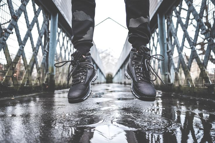 Timberland's Euro Hiker Boot Mixes Lightweight Functionality With a Classic Silhouette