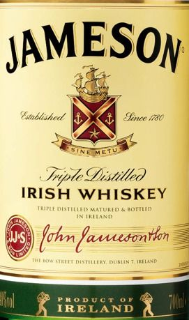 Jameson Irish Whiskey $29.99 - Jameson Irish Whiskey is triple distilled to deliver twice the smoothness.   *Please note: Prices may be not be guaranteed. Please check our website, www.TheWineGuyLi.com for today's price. We promote specials with our SuperSaver card periodically. Subject to Inventory Depletion.*