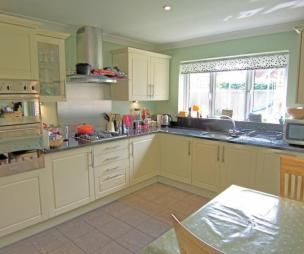 Kitchen Tiles For Cream Kitchen cream kitchen units what colour walls - google search | kitchen