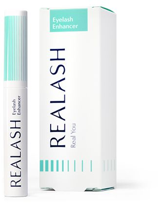 REALASH eyelash enhancer will make your lashes longer, fuller and stronger. Dermatologically & ophtalmologically tested. Recommended by bloggers