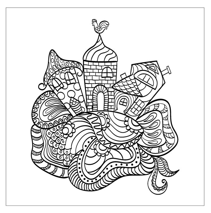 23 best images about architecture coloring pages on