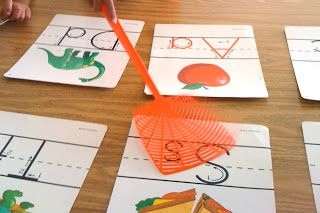 swat the sound game - fun phonics practice
