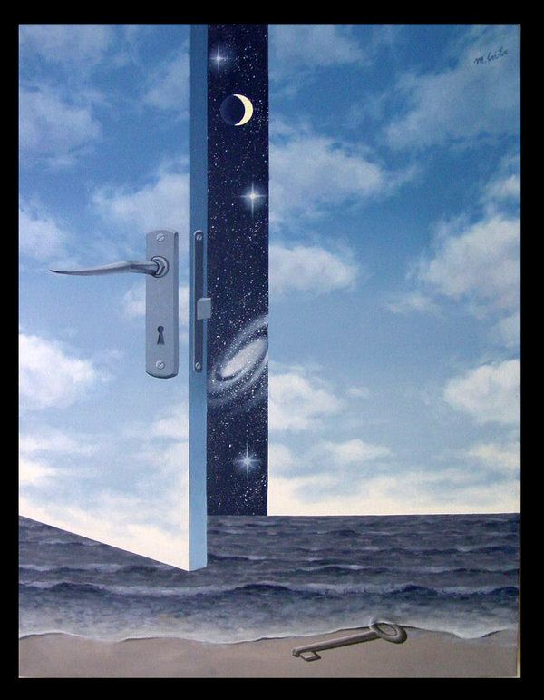 Mihai Criste: Not, Illustrations Art, Surrealist Art, Hidden Doors, Fantasy Art, Metaphisyc Doors, Mihai Crist, Magic Places, Outer Spaces