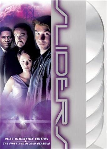 Created by Tracy Tormé, Robert K. Weiss.  With Jerry O'Connell, Sabrina Lloyd, John Rhys-Davies, Cleavant Derricks. A boy genius and his comrades travel to different parallel universes, trying to find their way back home.